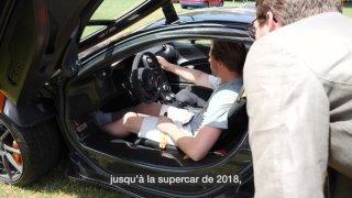 Les voitures de Federer et Hingis aux enchères à Bonmont