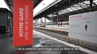 Les travaux de la gare de Lausanne vont débuter