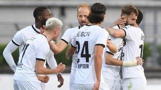 Neuchâtel Xamax perd mais reste en Challenge League