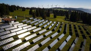 Le Conseil fédéral présente une grande réforme de l'énergie