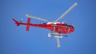 Saint-Gall: un basejumper se tue lors d'un saut depuis un hélicoptère