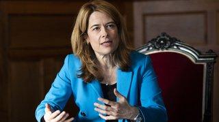 La présidente du PLR Petra Gössi jette l'éponge