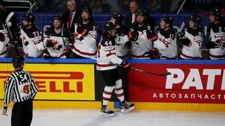 Hockey sur glace: le Canada est champion du monde