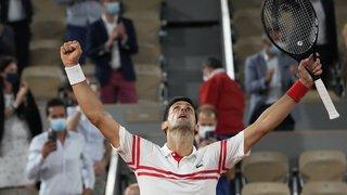 Tennis – Roland-Garros: le roi Nadal tombe face à Djokovic qui va en finale