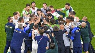 Euro 2021: la journée du 2 juillet en images