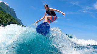 Wakesurf: plusieurs podiums neuchâtelois au Bouveret