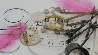 Atelier pédagogique - Totem du Temps