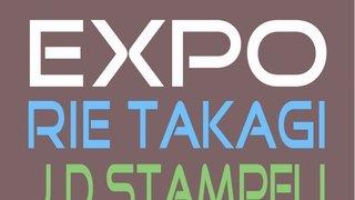 Exposition Rie Takagi & Jean-Daniel Stampfli