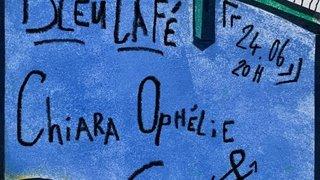 Chiara Ophélie & Guy Mauve en concert live !