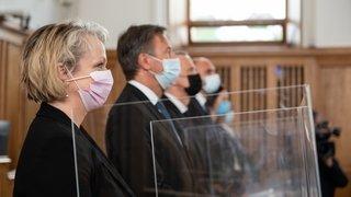 En images: les autorités neuchâteloises prêtent serment