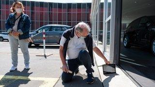 Neuchâtel adaptée au handicap? «Oui, mais pas plus que les autres villes»