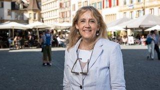 Nicole Baur, conseillère communale à Neuchâtel: «C'est décoiffant, comme job!»