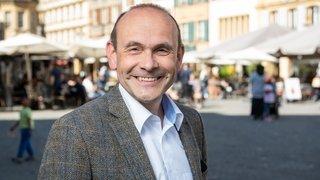 Mauro Moruzzi, conseiller communal à Neuchâtel: «J'ai l'impression d'avoir trois jobs»