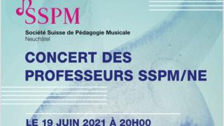 Concert des professeurs SSPM/NE