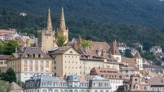 La terre a tremblé à Neuchâtel