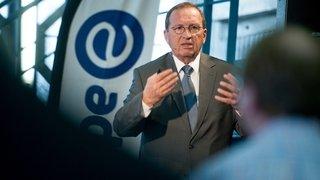 Philippe Virdis, l'ancien directeur général du Groupe E, est décédé