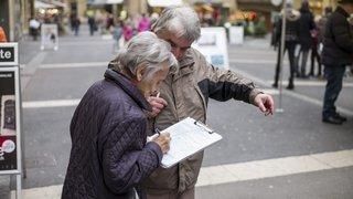 Initiatives et référendums: Neuchâtel interdit la récolte rémunérée de signatures