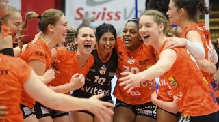 Volleyball: le NUC se lance en Ligue des champions