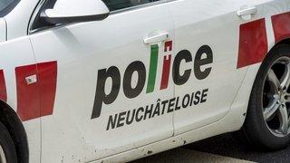 Une automobiliste blessée à Noiraigue
