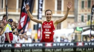 Cross triathlon: la Neuchâteloise Loanne Duvoisin s'impose en Italie