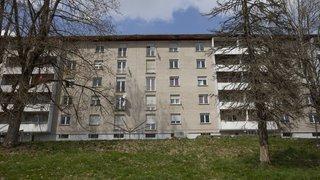 La Chaux-de-Fonds: la barre d'immeubles de Bois-Noir vendue aux enchères pour un million et demi