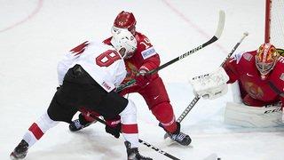 Hockey sur glace – Mondial: la Suisse ne se laisse pas détourner par le Bélarus
