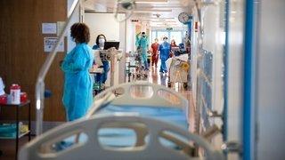 Covid-19: les hospitalisations au plus bas dans le canton de Neuchâtel