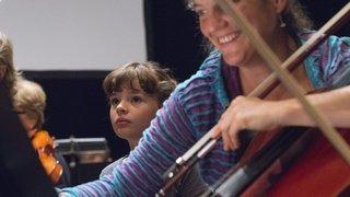 Les ateliers du Festival Les Jardins Musicaux