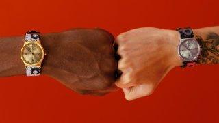 Decide and Act: la montre neuchâteloise qui se veut écologique