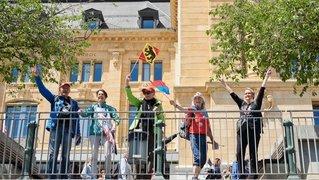 En images: la manif «Stiller Protest» à Neuchâtel