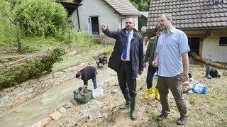 Inondations à Cressier: tirer les leçons d'une catastrophe imprévisible
