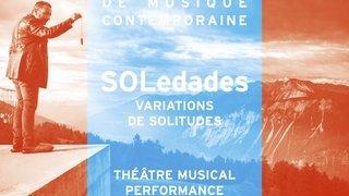 SOLedades - variations de solitudes