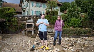Inondations: à Frochaux, ils avaient réclamé un muret, en vain