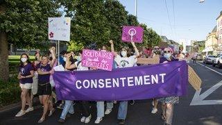 Grève des femmes: les Neuchâteloises ne lâchent rien