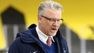 Hockey: Viège sera dirigé par Per Hanberg