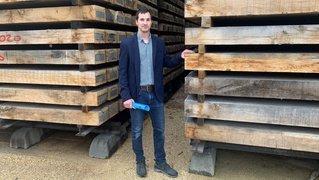 Jura: une entreprise veut produire de l'hydrogène à partir de bois