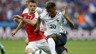 Euro 2021: Suisse-France, une affiche à part dans leur cœur de footballeurs