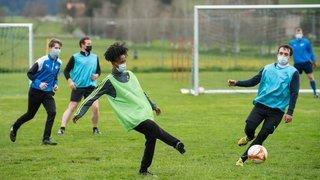 Football: très courte et cruelle reprise de la compétition aux Ponts-de-Martel
