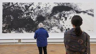 En papier, les œuvres monumentales de quatre femmes artistes entrent au Musée d'art et d'histoire de Neuchâtel