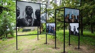 Henry Brandt et ses «Nomades du soleil» s'invitent au Musée d'ethnographie de Neuchâtel