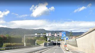Boudevilliers: un motard blessé après une chute sur l'autoroute