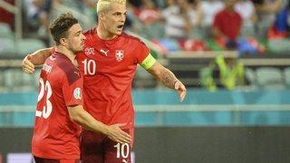 Euro 2021: le fond, mais pas la forme pour la Nati