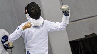 Escrime: Théo Brochard dans le top 8 aux championnats de Suisse élites