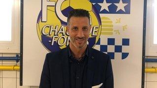 Football: Vincenzo Meo nouvel entraîneur du FCC