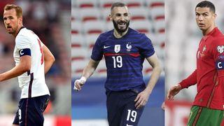 Euro 2021: ces dix stars qui peuvent illuminer la compétition