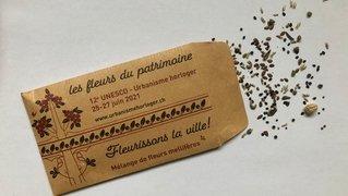 Unesco: quelles sont les fleurs reçues par les Chaux-de-Fonniers et les Loclois?