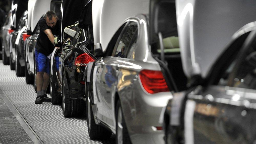 En Europe, 14,6 millions de salariés travaillent dans la filière  de l'automobile.