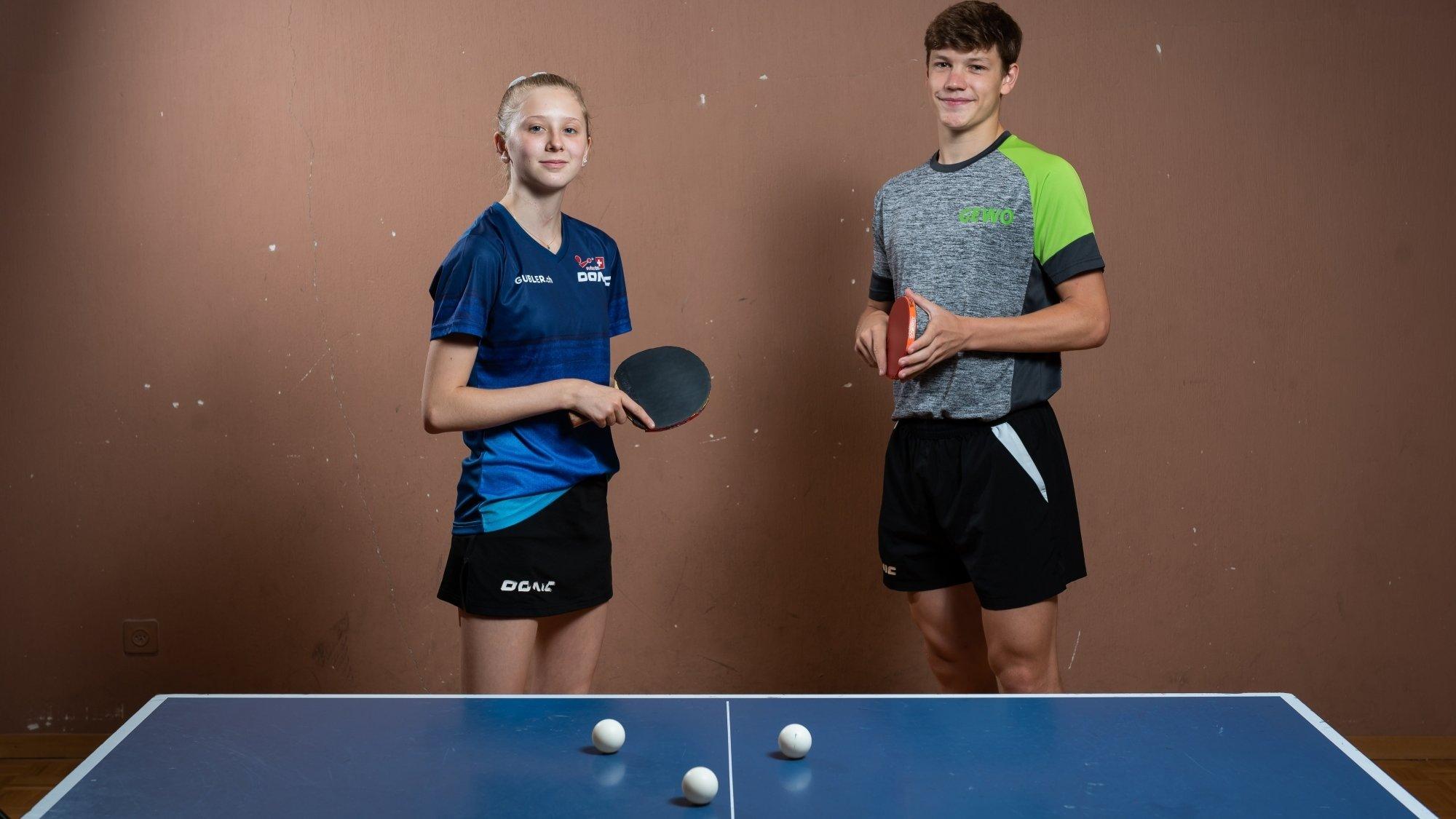 Nina Tullii et Barish Moullet disputeront également le tournoi en individuel.
