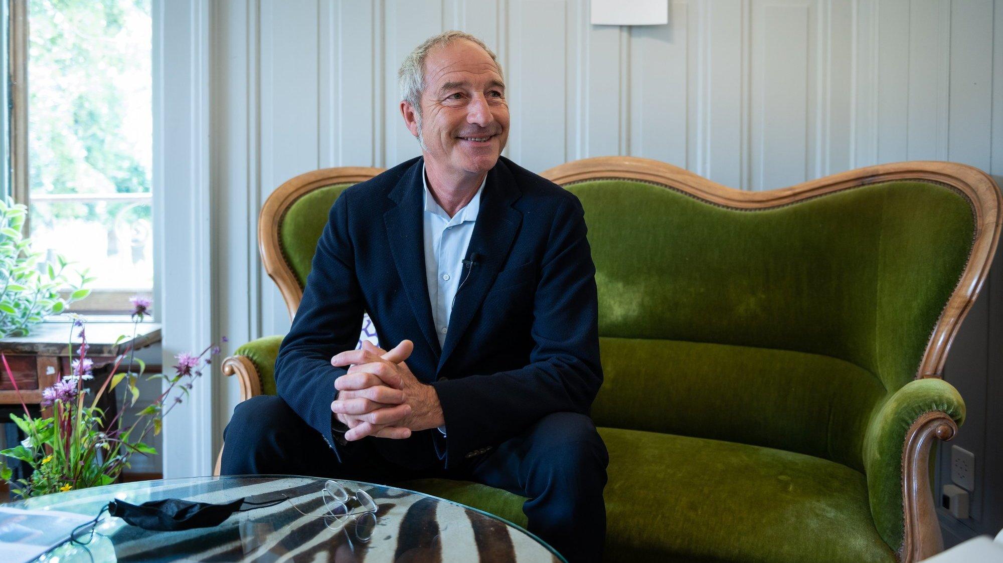 Stéphane Marie, animateur et producteur de « Silence, ça pousse ! » sur France 5, est le nouvel ambassadeur Felco.