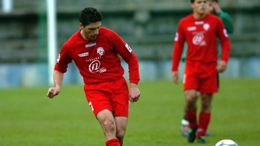 Joaquim Passos a effectué pratiquement toute sa carrière de joueur aux Chézards.